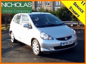 2006 '56 HONDA JAZZ 1.4 DSI SE 5DR /MOT SEP 2017 /SERVICE HISTORY /LOW MILES /AIR CON /1 OWNER