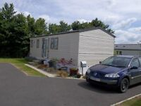Pre-owned Willerby Rio Gold 2013 Static Caravan, 30x12ft, Sited at Fairways Holiday Park, Somerset