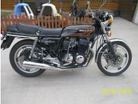 HONDA CB750F2 1977 IMMACULATE CONDITION.