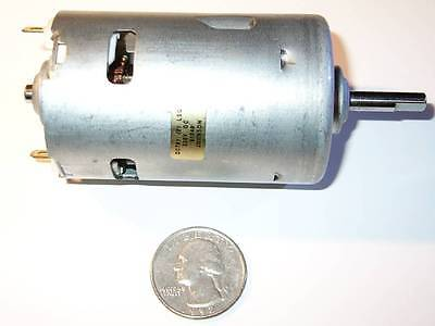 Johnson 220 Vdc Electric Motor - Wind Hydro Generator - 12 Pole Dc Generator