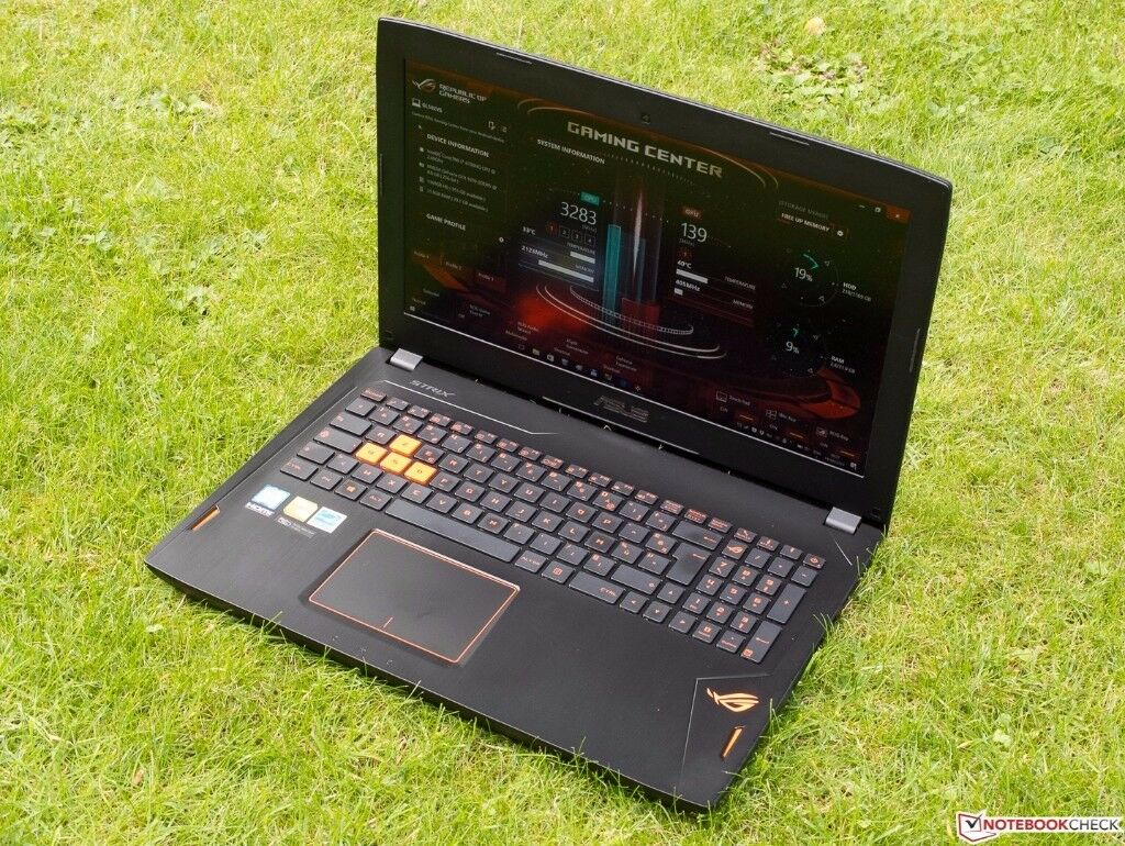 Brand new 6700HQ and GTX 1070 Gaming Laptop ASUS GL502VS