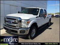 2013 Ford F-250 XLT 4x4 Crew Cab 6.2 v8 Fully Equipped!!