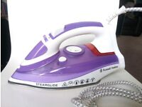 Russell Hobbs 2600W Steamglide Professional Steam Iron