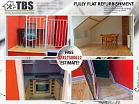 TBS - kitchen, bathroom, handyman, painters, tilers, carpenters, plumbers, maintenance, extensions