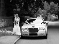 Wedding Car Hire complete with Professional Chauffeur