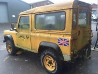 Pre 1993 Land Rover Defenders Wanted!