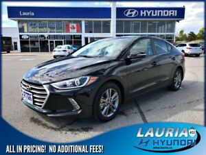 2017 Hyundai Elantra GL Auto - INSANELY LOW KMS