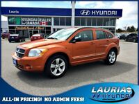 2011 Dodge Caliber SXT Auto - GREAT BARGAIN VEHICLE!