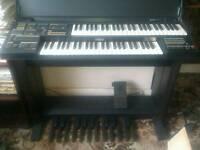 Electone HE-6 Piano Organ