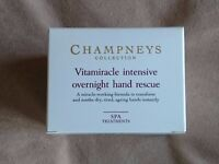 Champneys Vitamiracle Intensive Overnight Hand Cream 100 mL