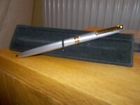 SHEAFER BIRO PEN WITH CASE