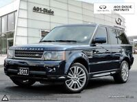 2011 Land Rover Range Rover HSE LUXURY! NAVIGATION! FLAWLESS!