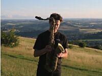 Saxophone/Clarinet/Jazz improvisation/Composition/Music technology/Music Theory *Online Tuition*