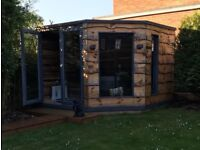 Carpentry, decking, shelving & bespoke furniture