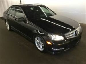 2014 Mercedes-Benz C-Class C300 4MATIC Limited Pkg| Avantgarde E