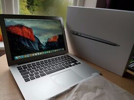 "Macbook Air A1466 13.3"" as brand new (2015 model) OFFERS"