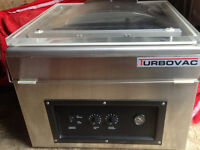 turbovac commercial vacuum packing machine