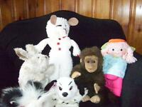 Hand Puppets