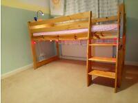 Kids Bed (Mid Sleeper Single Cabin Bed)