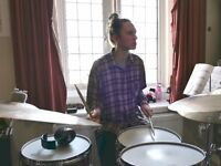 Private Drum Lessons in Bristol with Fun, Friendly Teacher