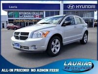 2011 Dodge Caliber SXT Uptown Auto - Leather seats!
