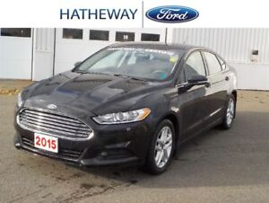 2015 Ford Fusion SE-COMPLETLY RECONDITIONED