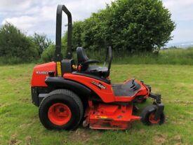 KUBOTA ZD326 Diesel Zero Turn Ride on Mower, Lawn, Garden, Compact tractor