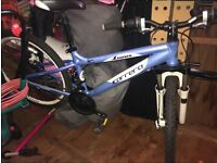 Carera Luna Girls mountain bike