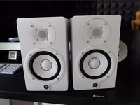 (PAIR) Yamaha Hs5, Powered Studio Monitors - AS NEW