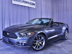 2015 Ford MUSTANG CABRIO EcoBoost Premium