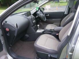 Nissan qashqai +2 (7 seater) 2008