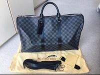 Louis Vuitton keepal 45' bag