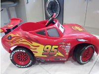 Disney Cars 3 6v McQueen Powered Car