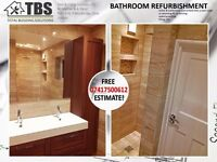 TBS - kitchen, bathroom, handy man, painters, tilers, carpenters, plumbers, flooring, builders,