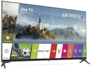 "LG 43"" /49""/ 55""/ 65""  4K UHD HDR WebOS  SMART TV BLOWOUT SALE FROM $444.99 TO $999.99 NO TAX"