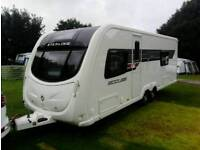 Sterling Eccles Coral SR4 11 Berth Twin Axle