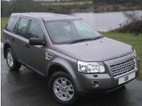 Land Rover FREELANDER 2 SE TD4 Auto, FREE Service and Timing Belt Change, FSH, MOT Jan 19, Automatic