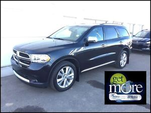 2013 Dodge Durango Crew Plus Navigtion DVD and lots more!! $216.