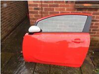 Vauxhall Corsa 2015 3 door breaking