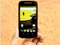 MOTOROLA MOTO 2ND GEN 4G *** UNLOCKED ANY SIM *** Android smartphone