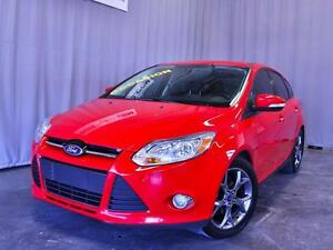 2013 Ford FOCUS SPORT A HAYON