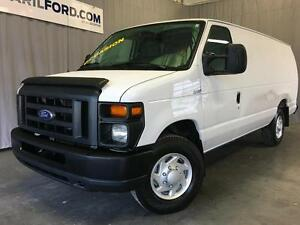 2014 Ford Econoline Cargo Van Commercial