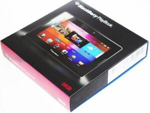 BLACKBERRY PLAYBOOK TABLET 16GB-32GB-64GB with Charging Pod Used Like New in BOX