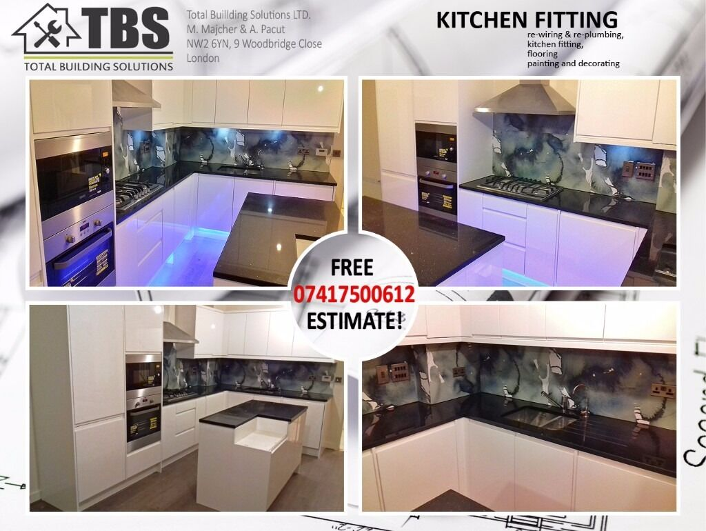 Tbs Kitchen Bathroom Handy Man Painters Tilers Carpenters Building Wiring Solutions Ltd Plumbers