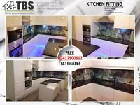 TBS - bathroom & kitchen fitting, painting, tiling, plastering, flooring, joinery, refurbishments