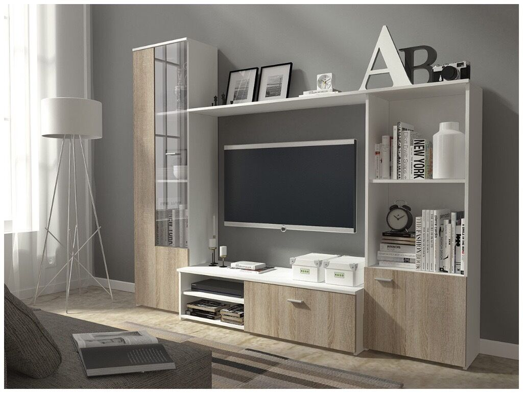 Brand new TV wall unit H1 - FREE DELIVERY