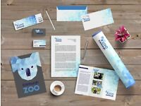 Professional Graphic Design: LOGO, Business Cards, Leaflets, Rollups, Branding... and more!