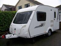 Swift Charisma 220 Caravan (2009) 2 berth