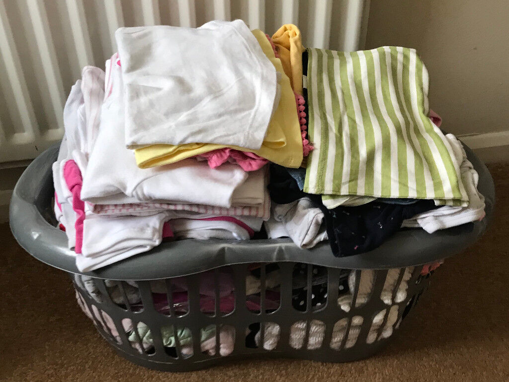 Baby girl's clothes (6-9, 9-12, 12-18)