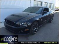 2012 Ford Mustang Shelby GT500 Glass Roof Track Pac Tech Package Edmonton Edmonton Area Preview